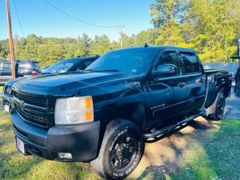 2008 Chevrolet Silverado 2500HD for sale at MBL Auto Woodford in Woodford VA