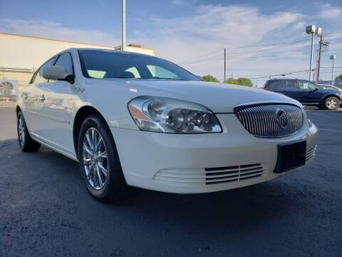 2009 Buick Lucerne for sale at Express Auto Sales in Sacramento CA