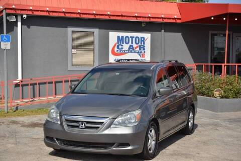 2007 Honda Odyssey for sale at Motor Car Concepts II - Kirkman Location in Orlando FL