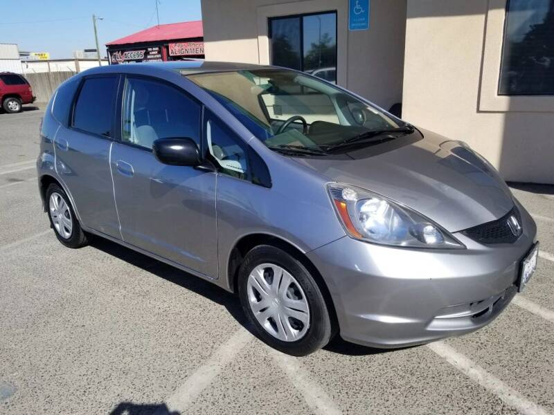 2010 Honda Fit for sale at Showcase Luxury Cars II in Pinedale CA