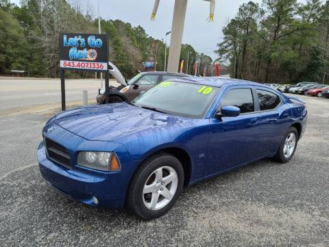 2010 Dodge Charger for sale at Let's Go Auto in Florence SC