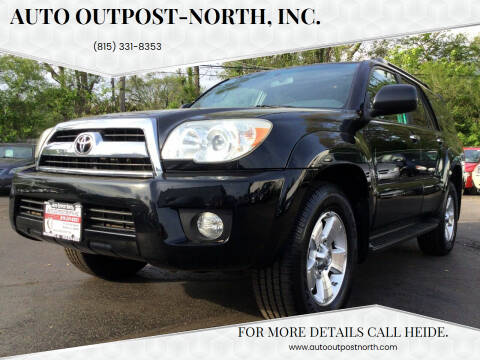 2006 Toyota 4Runner for sale at Auto Outpost-North, Inc. in McHenry IL