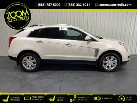 2014 Cadillac SRX for sale at ZoomAutoCredit.com in Elba NY