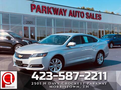 2019 Chevrolet Impala for sale at Parkway Auto Sales, Inc. in Morristown TN