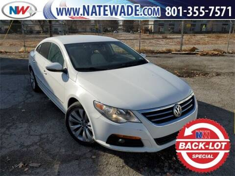 2010 Volkswagen CC for sale at NATE WADE SUBARU in Salt Lake City UT