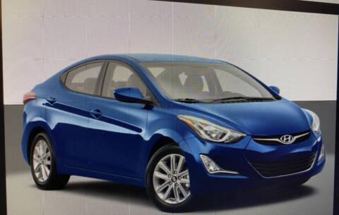 2014 Hyundai Elantra for sale at Action Automotive Service LLC in Hudson NY
