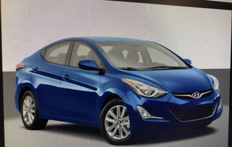 2014 Hyundai Elantra for sale at Action Automotive Service LLC in Hudson NY