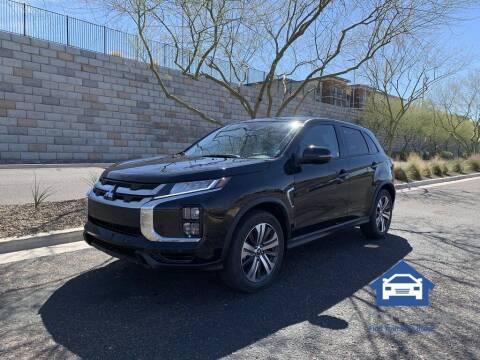2020 Mitsubishi Outlander Sport for sale at AUTO HOUSE TEMPE in Tempe AZ