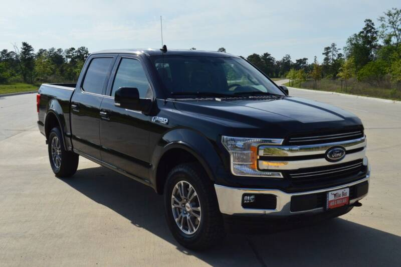 2020 Ford F-150 for sale at Fincher's Texas Best Auto & Truck Sales in Tomball TX