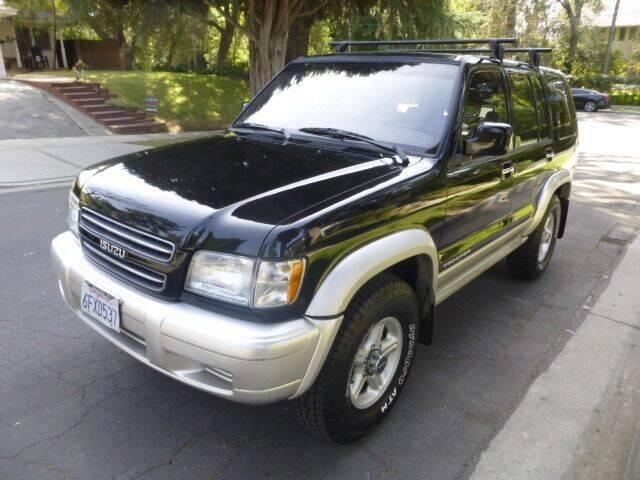 2002 Isuzu Trooper for sale at Altadena Auto Center in Altadena CA