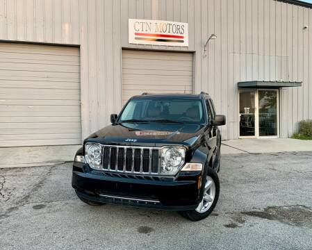 2011 Jeep Liberty for sale at CTN MOTORS in Houston TX