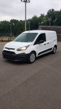 2014 Ford Transit Connect Cargo for sale at Seran Auto Sales LLC in Pittsburgh PA
