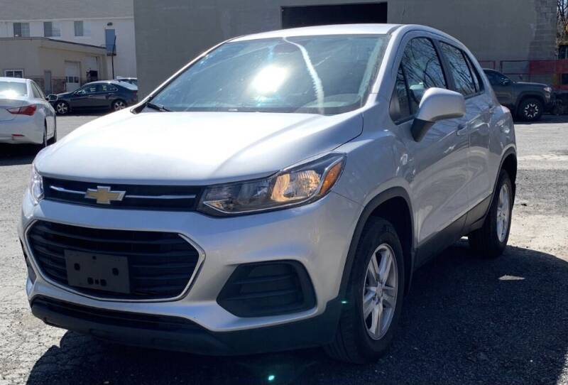 2017 Chevrolet Trax for sale at Father & Sons Auto Sales in Leeds NY