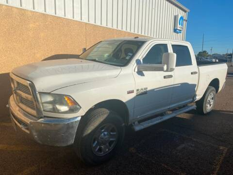 2015 RAM Ram Pickup 2500 for sale at STANLEY FORD ANDREWS in Andrews TX