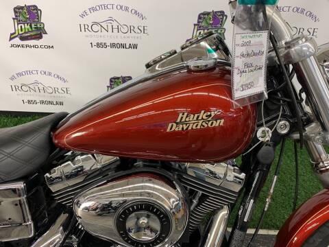 2009 Harley-Davidson FXDL