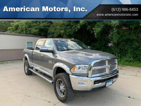2013 RAM Ram Pickup 2500 for sale at American Motors, Inc. in Farmington MN