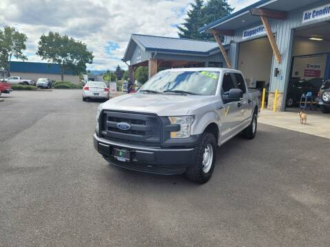 2015 Ford F-150 for sale at Brookwood Auto Group in Forest Grove OR