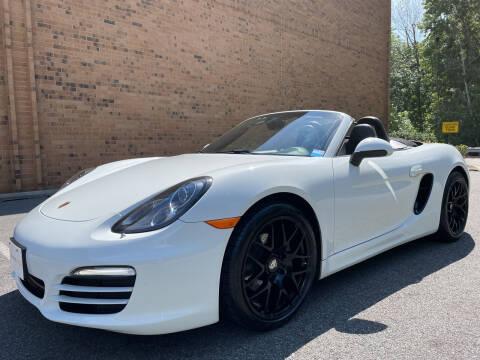 2013 Porsche Boxster for sale at Vantage Auto Wholesale in Moonachie NJ