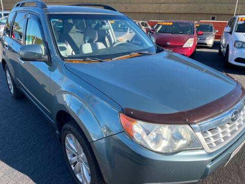 2013 Subaru Forester for sale at CARZ in San Diego CA