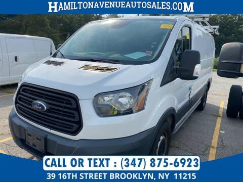 2015 Ford Transit Cargo for sale at Hamilton Avenue Auto Sales in Brooklyn NY