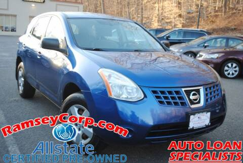 2008 Nissan Rogue for sale at Ramsey Corp. in West Milford NJ