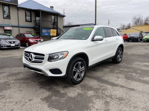2017 Mercedes-Benz GLC for sale at Sisson Pre-Owned in Uniontown PA