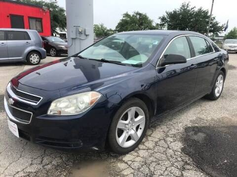 2010 Chevrolet Malibu for sale at Talisman Motor City in Houston TX