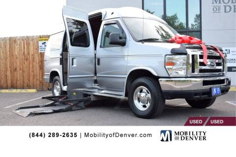 2012 Ford E-Series Cargo for sale at CO Fleet & Mobility in Denver CO
