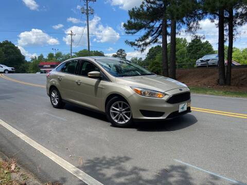 2017 Ford Focus for sale at THE AUTO FINDERS in Durham NC