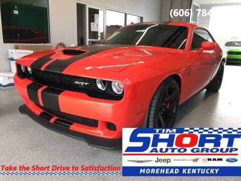 2017 Dodge Challenger for sale at Tim Short Chrysler in Morehead KY