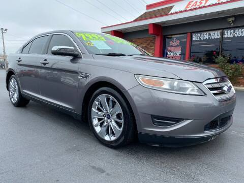 2011 Ford Taurus for sale at Premium Motors in Louisville KY