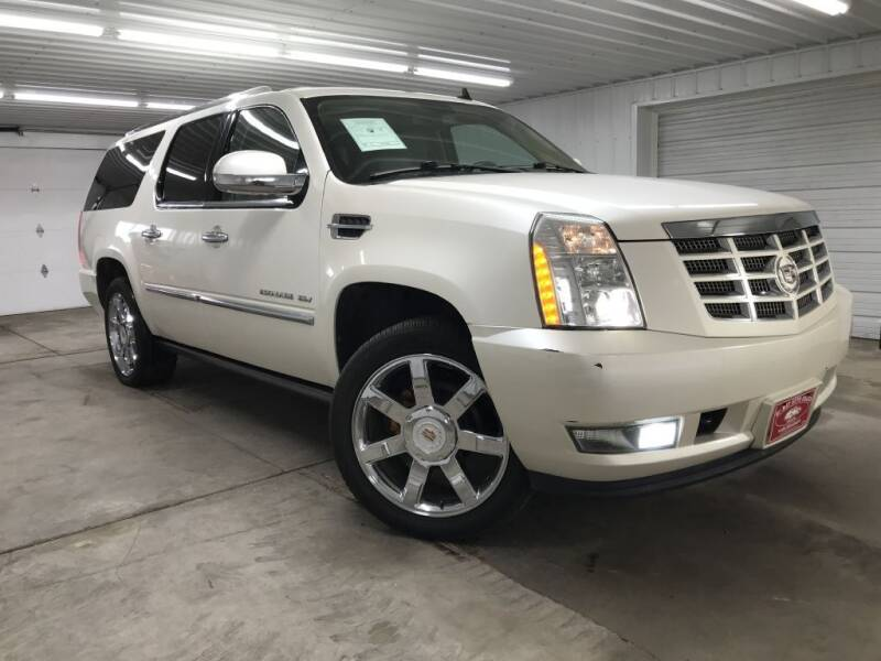 2010 Cadillac Escalade ESV for sale at Hi-Way Auto Sales in Pease MN