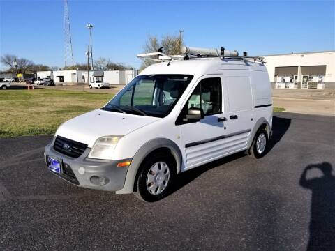 2012 Ford Transit Connect for sale at Image Auto Sales in Dallas TX