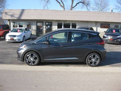 2017 Chevrolet Bolt EV for sale at Greens Motor Company in Forreston IL