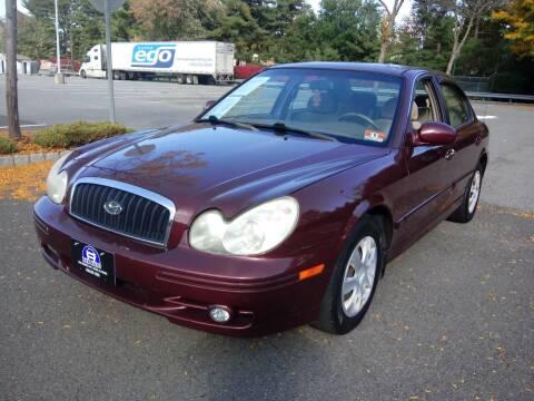 2004 Hyundai Sonata for sale at B&B Auto LLC in Union NJ