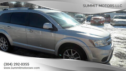 2012 Dodge Journey for sale at Summit Motors LLC in Morgantown WV