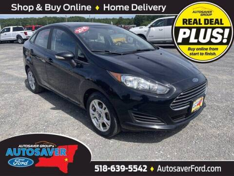 2016 Ford Fiesta for sale at Autosaver Ford in Comstock NY
