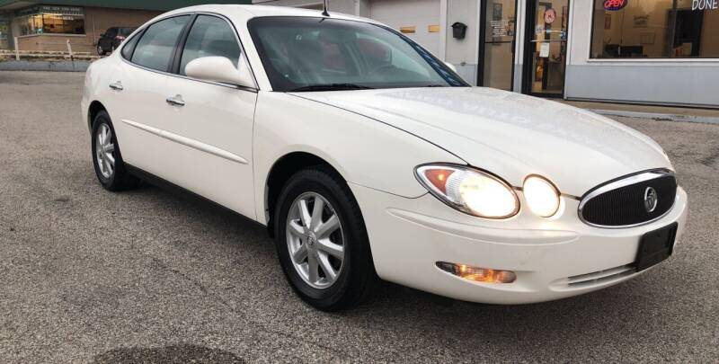 2005 Buick LaCrosse for sale at Perrys Certified Auto Exchange in Washington IN