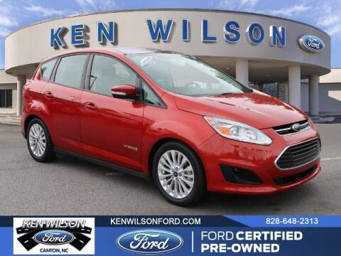 2018 Ford C-MAX Hybrid for sale at Ken Wilson Ford in Canton NC