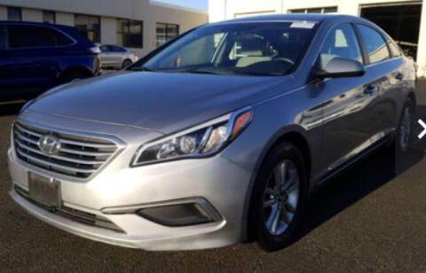 2017 Hyundai Sonata for sale at Trimax Auto Group in Baltimore MD