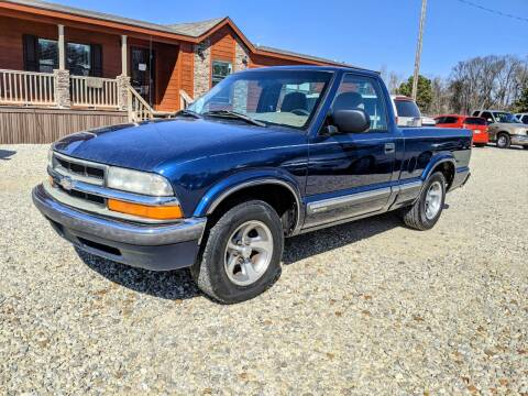 2000 Chevrolet S-10 for sale at Delta Motors LLC in Jonesboro AR