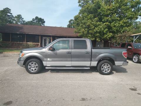2011 Ford F-150 for sale at Victory Motor Company in Conroe TX