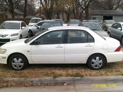 2003 Mitsubishi Lancer for sale at D & D Auto Sales in Topeka KS