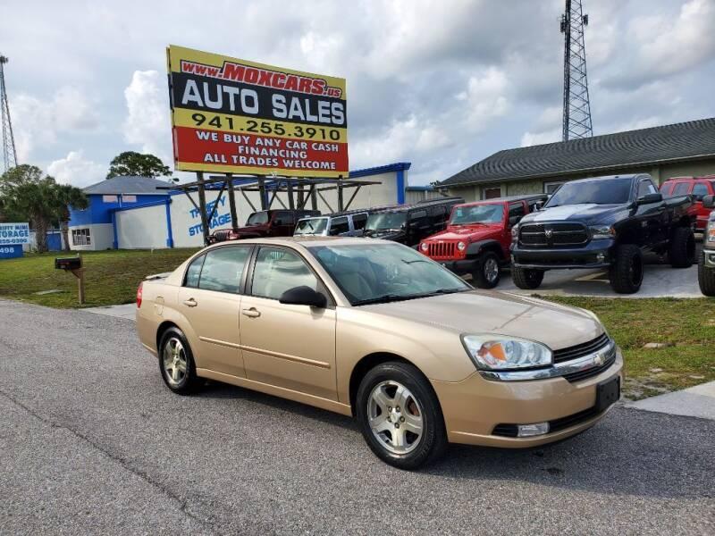 2005 Chevrolet Malibu for sale at Mox Motors in Port Charlotte FL