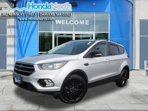 2017 Ford Escape for sale at 1 North Preowned in Danvers MA