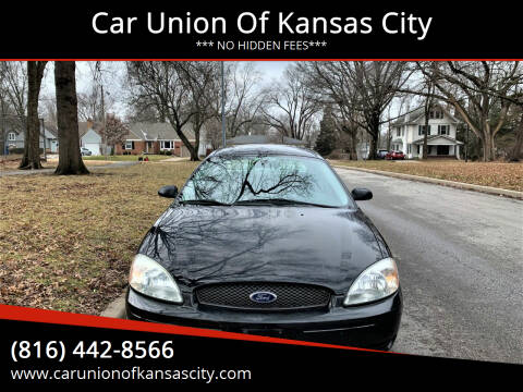 2007 Ford Taurus for sale at Car Union Of Kansas City in Kansas City MO