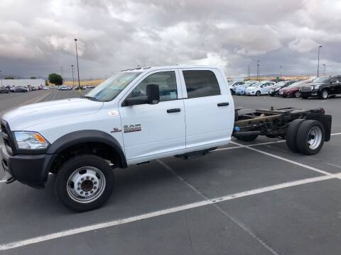 2016 RAM Ram Chassis 5500 for sale at CA Lease Returns in Livermore CA