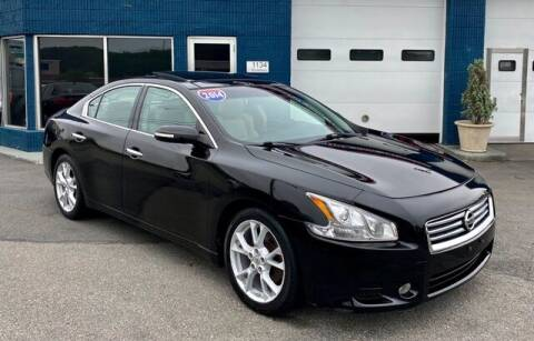 2014 Nissan Maxima for sale at Saugus Auto Mall in Saugus MA