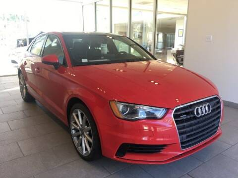 2016 Audi A3 for sale at Adams Auto Group Inc. in Charlotte NC