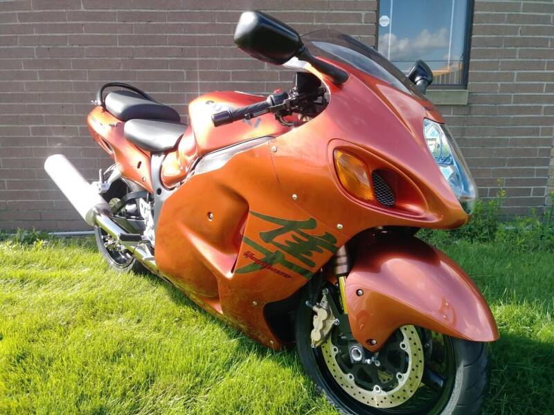 2003 Suzuki Hayabusa for sale at Gold Class Motors Inc in Parma OH